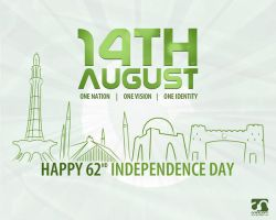 14th August - Independence Day by gr8najam