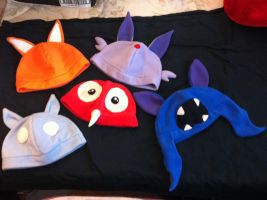 HATS FOR SALE by Kimmorz