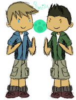 . Kratt Brothers . by Funzilla