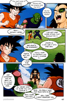 DragonBall Z Abridged: The Manga - Page 062 by penniavaswen