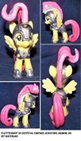 Fluttershy Jousting Armor Take # 2 by batosan