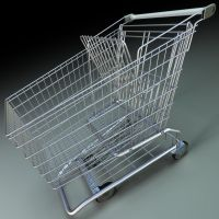 Shopping Cart by Vikingheretic