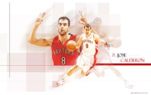 Jose Calderon by shanikt