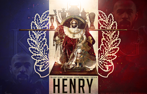 THIERRY NAPOLEON HENRY by YuppoGFX
