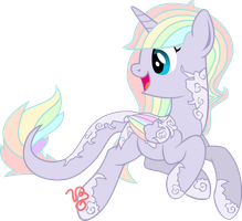Scarlett Skyfighter by VinylBecks