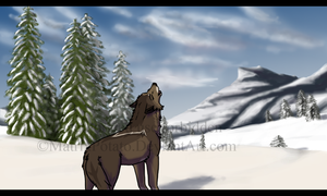DotW: Howl To My Brothers by MatrixPotato