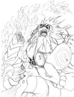 Goron Hero by dev-chan