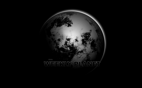 TheWeeklyPlanet Wallpaper by Toop