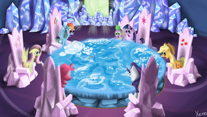 Map of Equestria by The1Xeno1