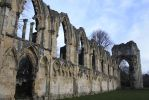 St Mary's Abbey by CanisDiabolos