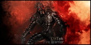 Fire Warrior - Signature by DirTek