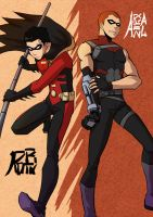 Robin and arsenal by riyancyy777