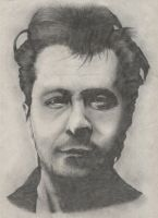 Gary Oldman by Slow-Bullet