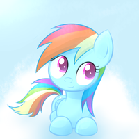Its Dashie by HeavyMetalBronyYeah