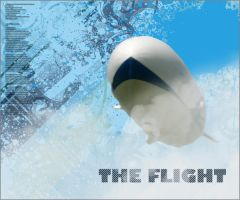 The Flight CD Cover by ScarlettArcher