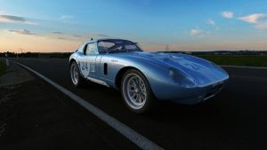 1965 Shelby Cobra Daytona Coupe by melkorius
