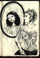 Mirror Mirror by DaughterGothel