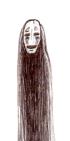 No-face :inky doodle: by sketchris