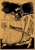 The Bacchae by Ducasse