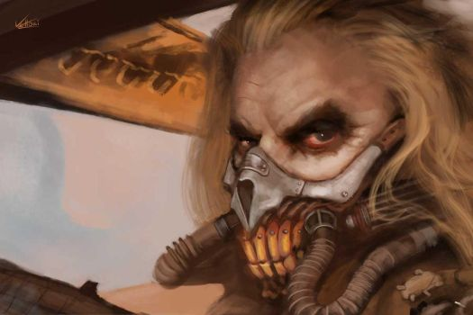 Immortan Joe by PVproject