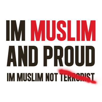 im muslim and proud by Aminebjd