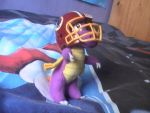 Spyro's Getting Ready For The Game! 5 by RedDevilDazzy2007