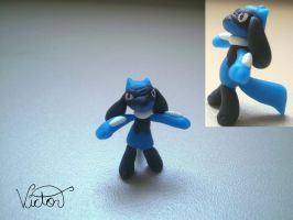 447 Riolu by VictorCustomizer