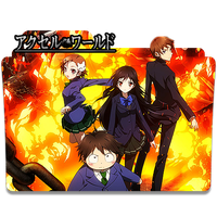 Accel World Icon 1 by mikorin-chan