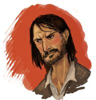 John Marston by BlueRhubarb