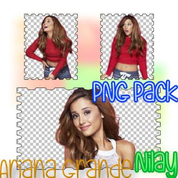 Ariana Grande 2014 Cosmpolitan Shooting PNG Pack by ChocolatePhotoshop