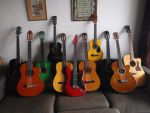 Guitar Collection 2 by VinVagia