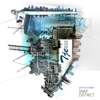 MP3 Cover Art: Phenoxa - Snap District (drum/bass) by phenoxa