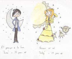 .:My OC'S - Aventure Time:. by JuLyGoOd