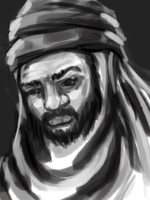 Bedouin by ennui-illustrator