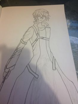 Kirito Final Stages by Latino157