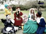 Tea time by PrisCosplay