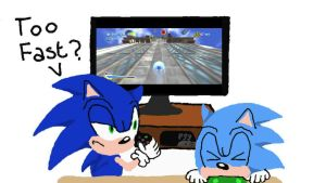 Sonic Generation by Sonictheartist1