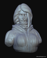 Daily Sculpt 9 by TheGuidance
