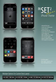 inSET - iPhone Theme RC2 by cypher7