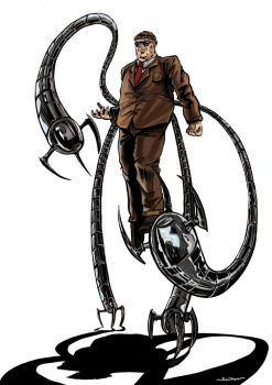 Doctor Octopus by Sombot