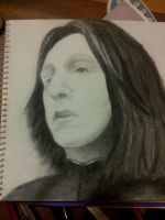 Severus Snape by SGreavesPhotography