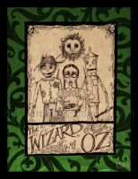 The Wizard of Oz by maddartist83