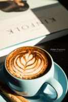 Three o six Coffee - Capucinno by ZhenChen