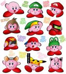 Super Smash Bros Kirby by SootToon
