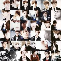 EXO-M Icons Set {Miracle In December} by kamjong-kai
