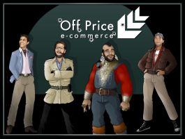 off price (A team)  -  commission by nightwing1975