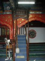 The Niujie Mosque - Worship Hall 12 by Nayzak
