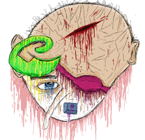 My head hurts. by Elater