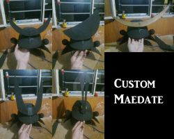 Custom Maedate by KamioRyotaro