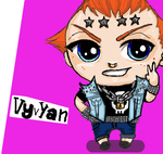 Vyvyan Basterd by DeadBelle